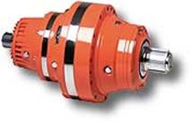 Planetary worm-gear-reducer- (gearbox)