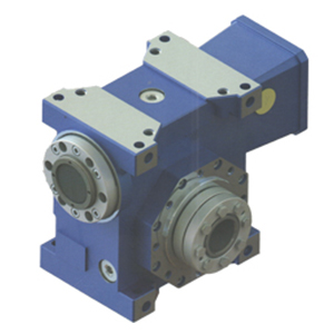 Low backlash right angle servo worm gearheads