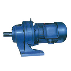 CycloIdal gear worm gear reducer